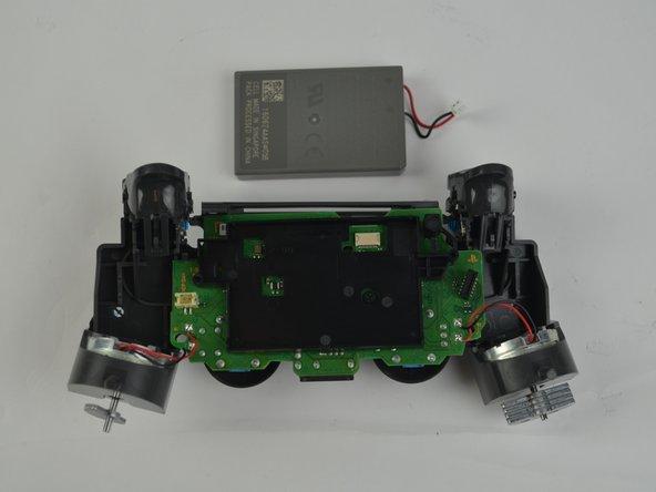 DualShock 4 CHU-ZCT2U Battery Case Replacement