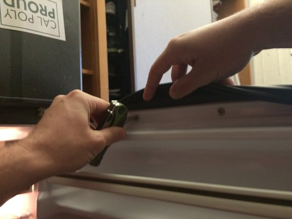 Fixing a Refrigerator Door Seal - iFixit Repair Guide