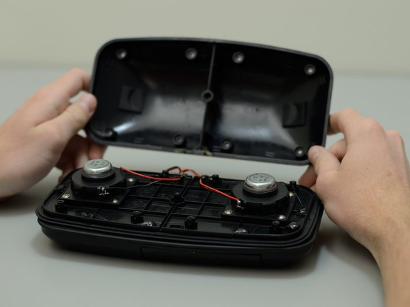 Speaker Unit Replacement