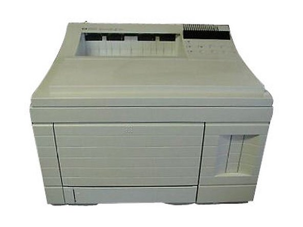 HP Laserjet 4 Maintenance Kit and Exist Rollers Replacement
