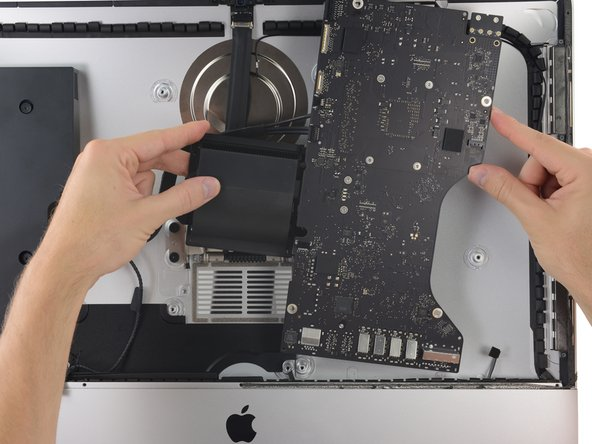 "iMac Intel 21.5"" Retina 4K Display Logic Board Assembly Replacement"