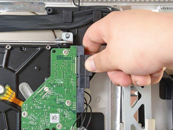 "Installation d'un SSD dans l'iMac Intel 27"" EMC 2429"
