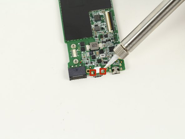 BlackBerry PlayBook USB Port Replacement