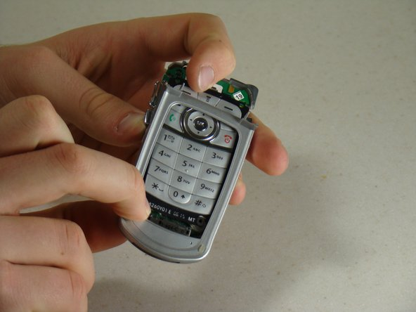 Motorola E815 Keypad Replacement