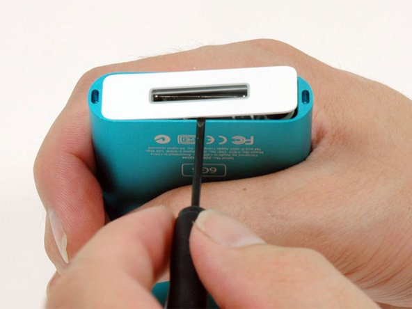 iPod Mini Bottom Bezel Replacement