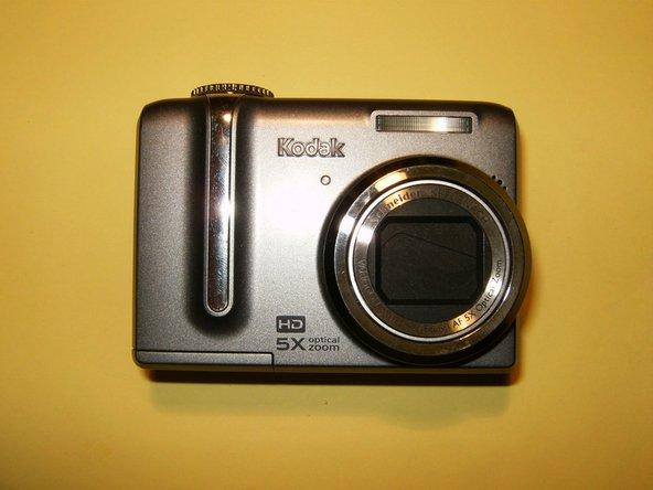 Kodak EasyShare Z1275 LCD Replacement