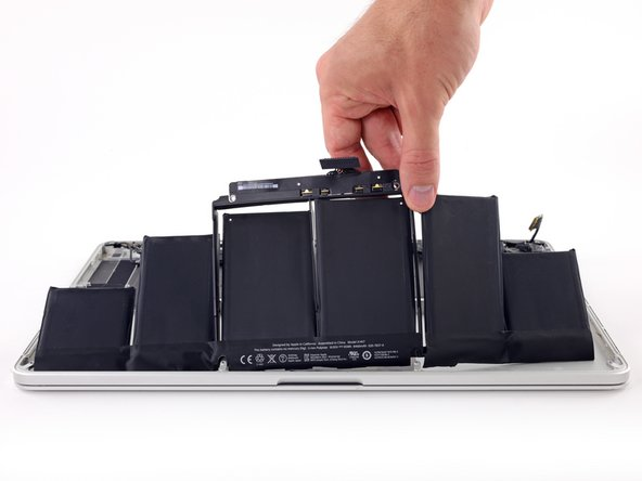 """MacBook Pro 15"""" Retina Display Early 2013 Battery Replacement"""