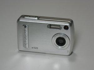 Polaroid a520 Repair