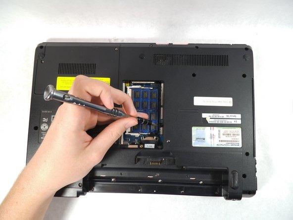 Sony Vaio VPCW21FX RAM Replacement