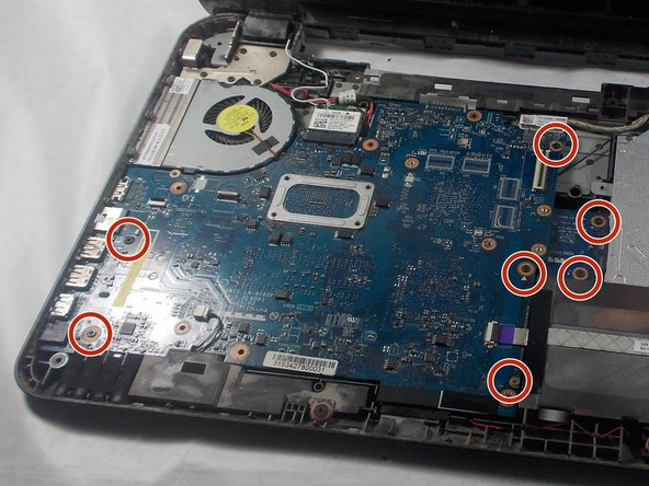 Dell Inspiron 17-3721 Fan Replacement