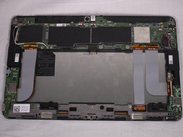 Dell Venue 11 Pro USB Port Replacement