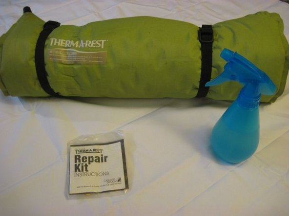 How to Repair a Hole in a Therm-a-Rest Sleeping Pad