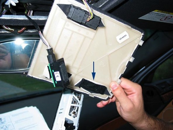 If your BMW was not equipped with a factory installed telephone system you will need to install a BMW microphone to use with your BMW Bluetooth system
