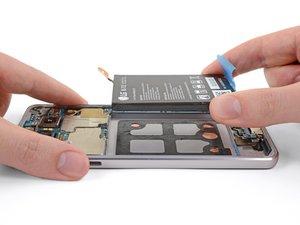 Sostituzione batteria LG G6