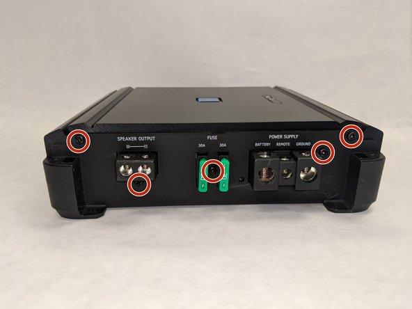 Alpine MRV-M500 Circuit Board Replacement