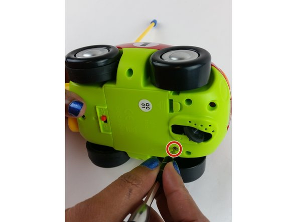 Beiens Cartoon RC Race Car Car Battery Replacement