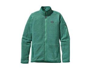 Patagonia Sweater修理