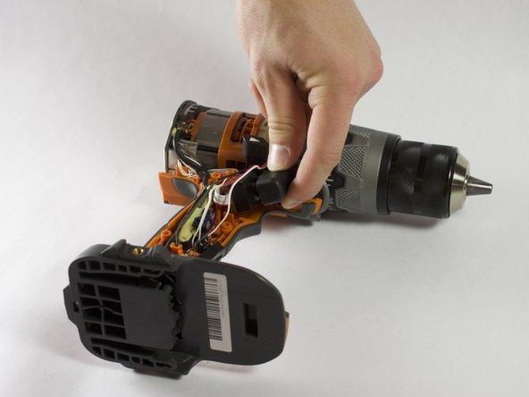 Ridgid GEN5X R8611506 Foward / Reverse Selector Switch Replacement