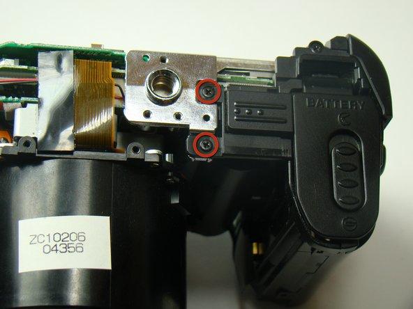 Nikon Coolpix E5700 Speaker Replacement