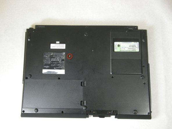 Fujitsu LifeBook N3510 Optical Drive Replacement