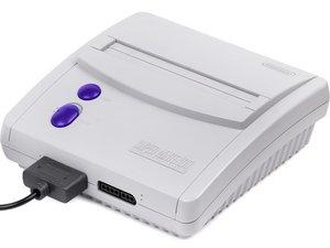 Super Nintendo Entertainment System (SNS-101) Repair