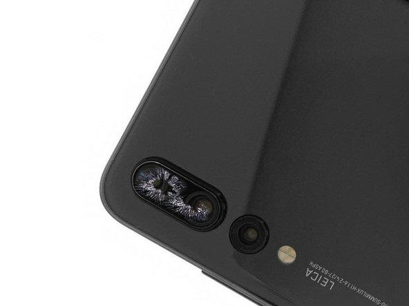 Huawei P20 Pro Lentille Caméra arrière Replacement