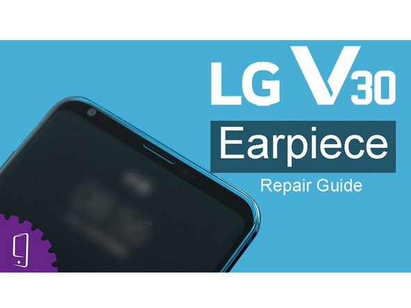 LG V30 Earphone Replacement
