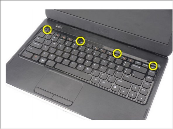 Dell Vostro 1440 KeyBoard Replacement