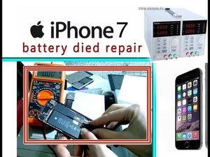Come riparare la batteria esaurita di un iPhone 7
