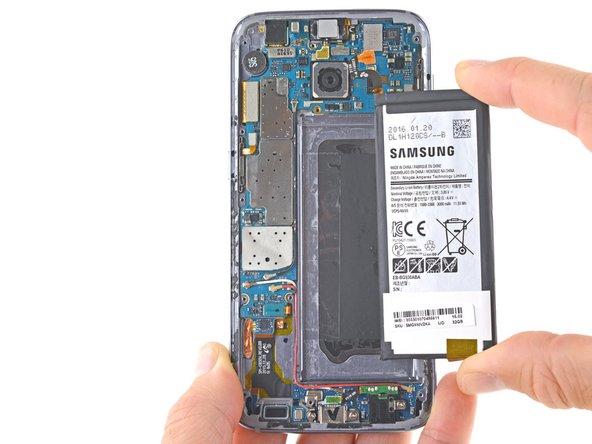 Remplacement de la batterie du Samsung Galaxy S7 - Tutoriel de ...