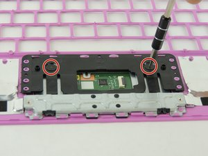 HP Stream 11-d020nr Trackpad Replacement