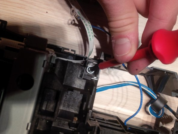 same as before, remove all other visible screws at the side.