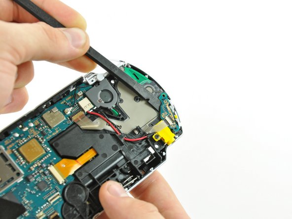 PSP 300xc UMD Brace Replacement