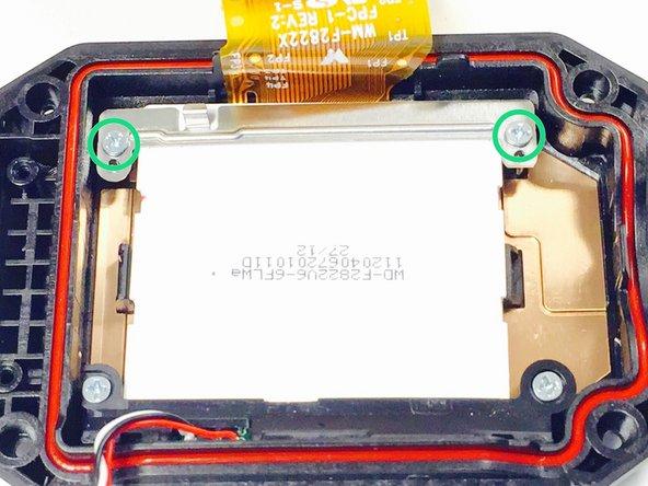 JVC Adixxion GC-XA1BU Zoom (+/-) Buttons Replacement