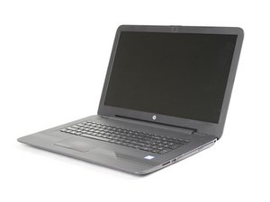 HP 17-x116dx Repair