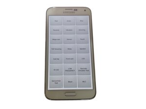 Samsung Galaxy S5 - Secret Codes, Service / Test Menu