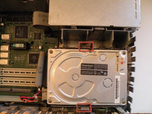 Macintosh IIsi Hard Drive Replacement