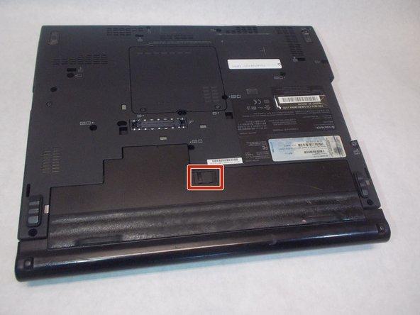Remplacement de la batterie du Lenovo Thinkpad X201