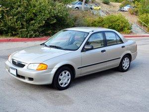 1998-2003 Mazda Protege Repair