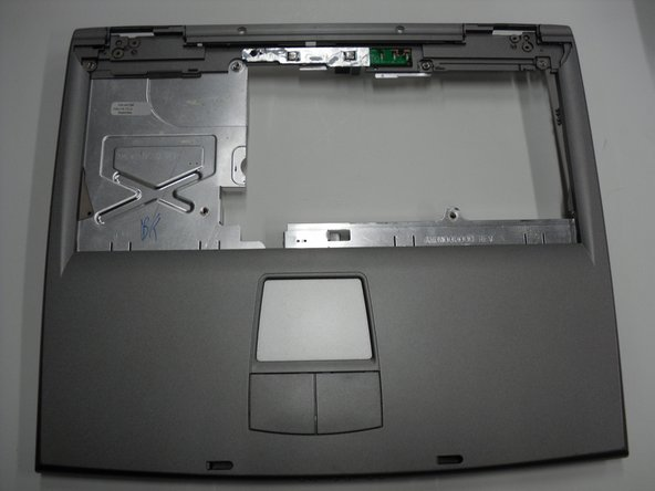 Removing Dell Inspiron 1150 Palm Rest