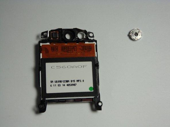 Remplacement du haut-parleur duNokia 2128i