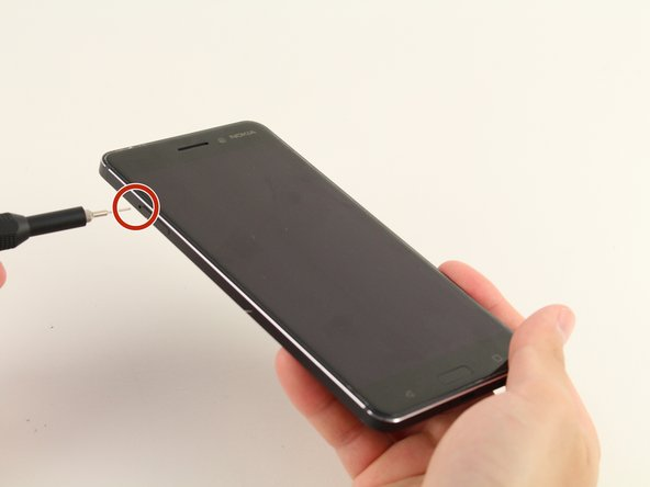 Power off your Nokia 6 before beginning disassembly.