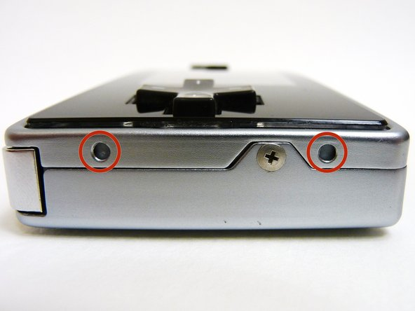 Game Boy Micro Faceplate Replacement