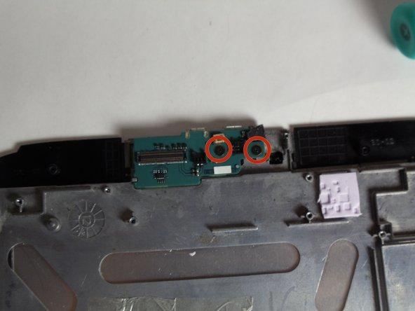 Remplacement de la carte d'E/S du Lenovo IdeaTab S2109A-F