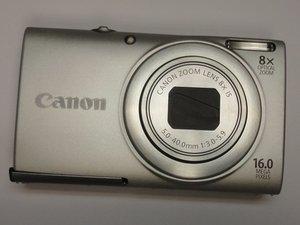 Canon PowerShot A4000 IS Repair