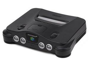 Nintendo 64 Repair