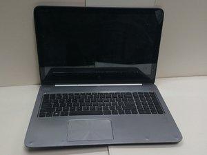 HP Envy Touchsmart m6-k125dx Repair