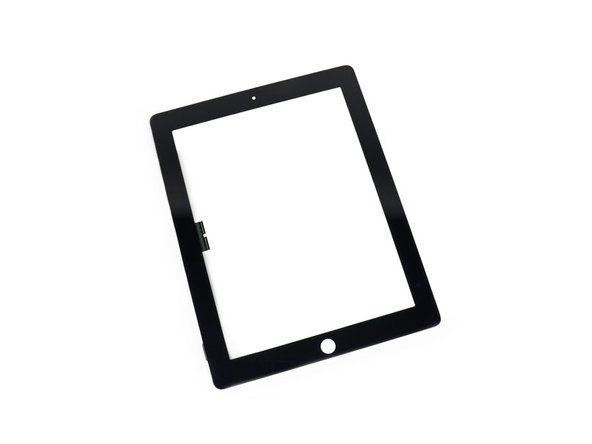 iPad 3 4G  Front Panel ersetzen