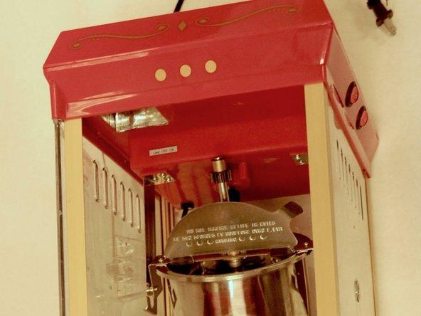 NOSTALGIA KPM508 Light Bulb Replacement