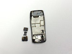 Installation du port de chargement du Nokia 8290